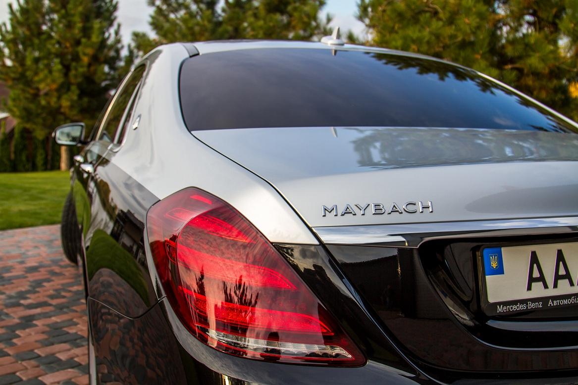 cabriolet, sports car rental in Kiev Mercedes Maybach (4)