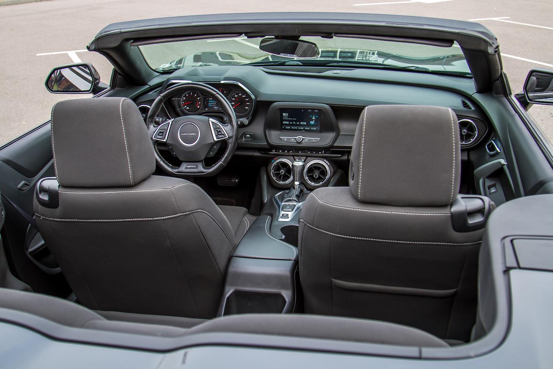 Chevrolet Camaro (7)
