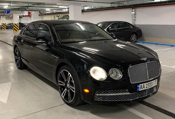 cabriolet, sports car rental in Kiev Bentley Continental  (2)