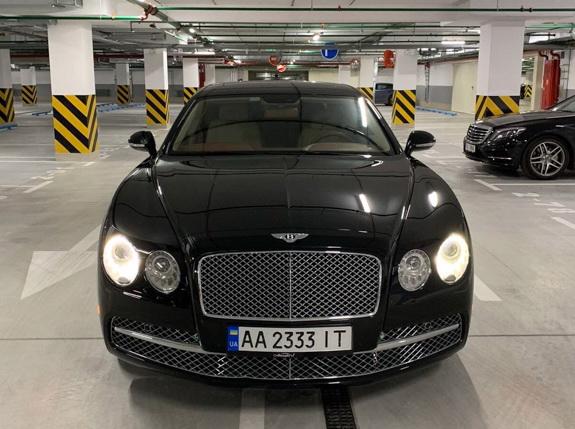 cabriolet, sports car rental in Kiev Bentley Flying Spur  (4)