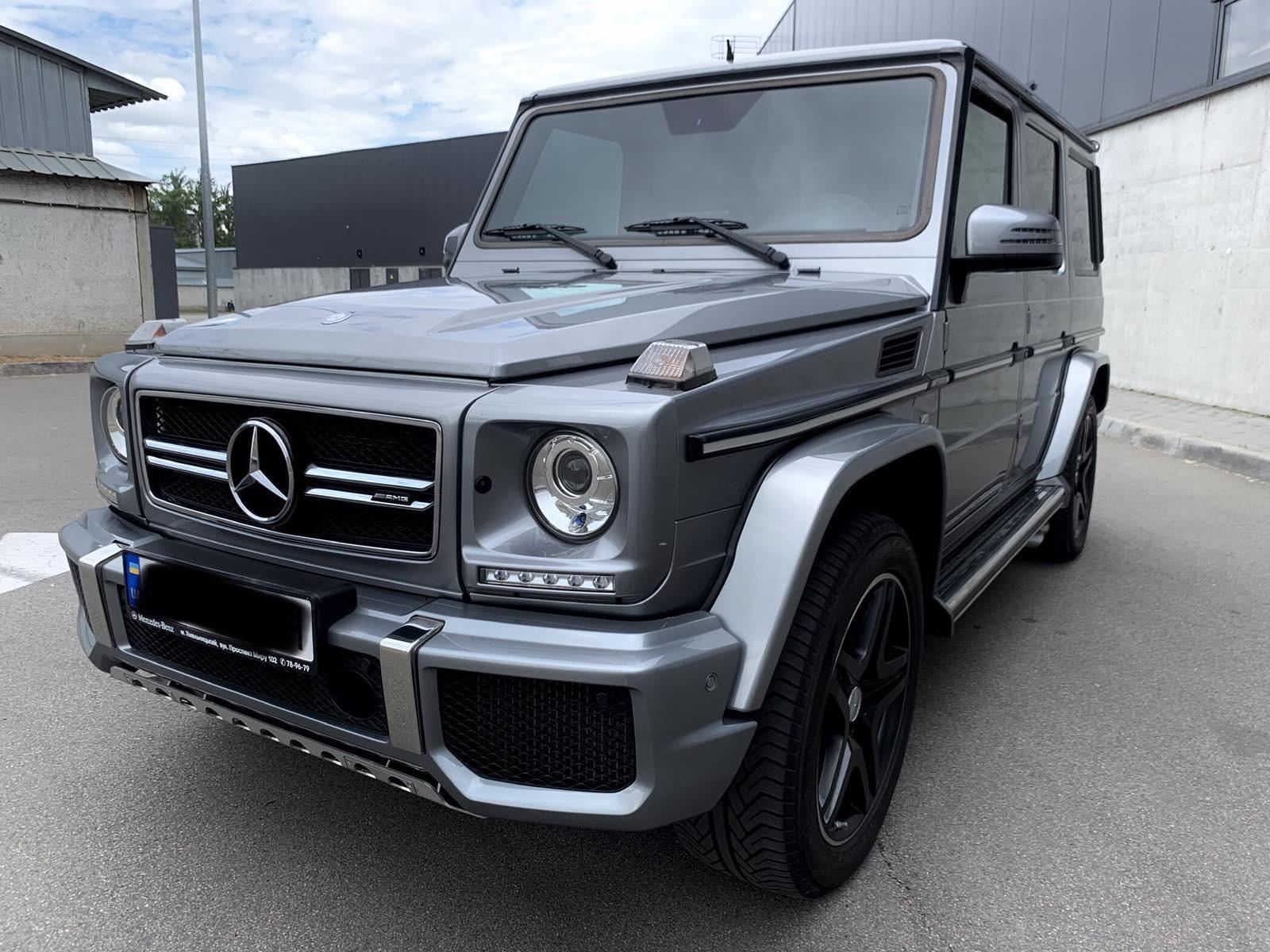 Mercedes G63AMG