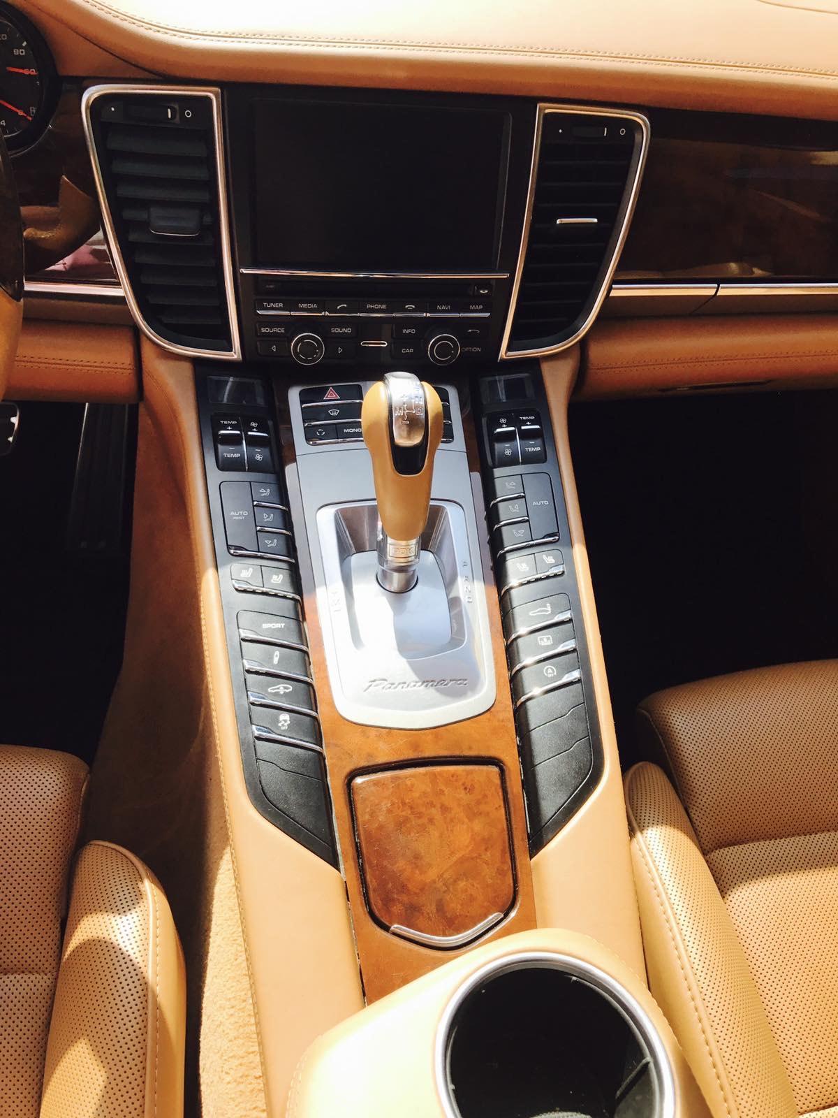 cabriolet, sports car rental in Kiev Porsche Panamera (7)