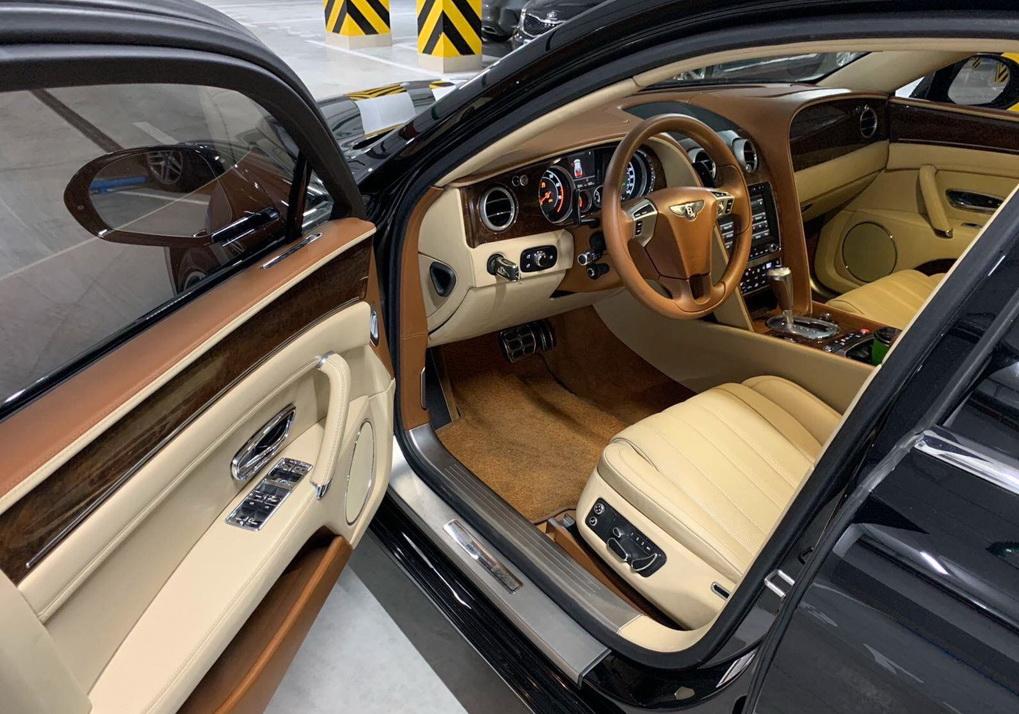 cabriolet, sports car rental in Kiev Bentley Flying Spur  (6)