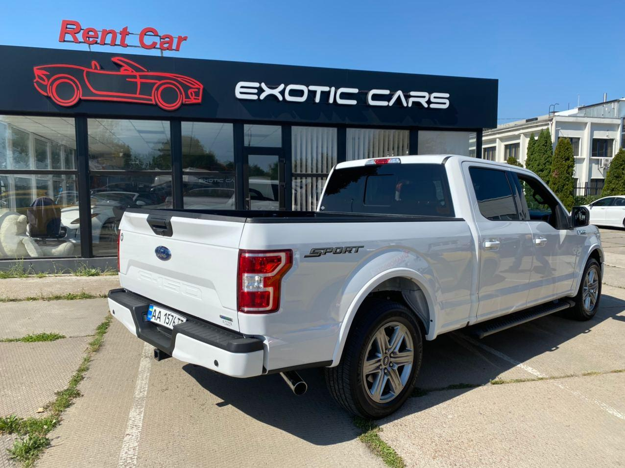 Rent SUV Ford F-150 (2)