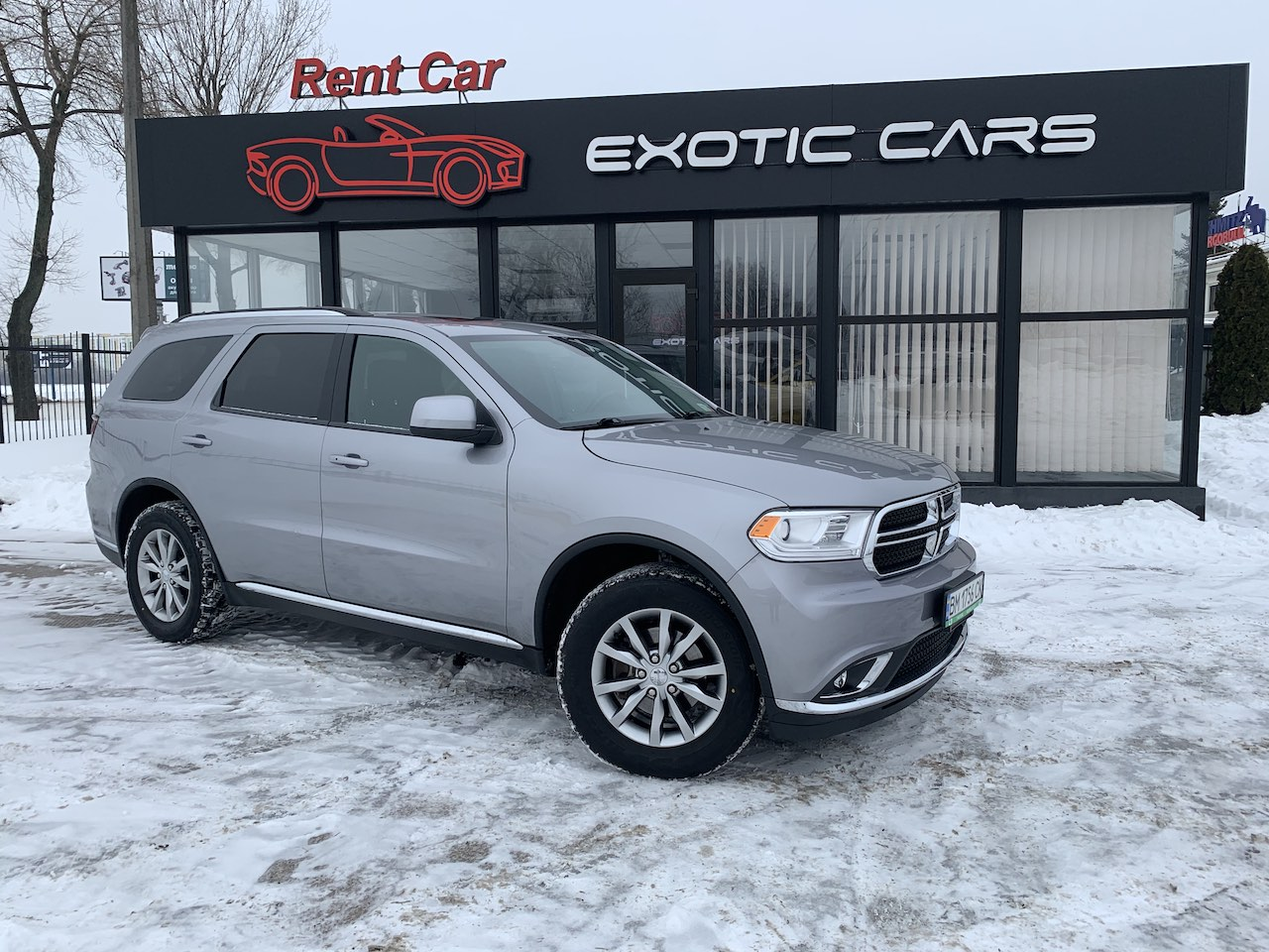 Rent SUV Dodge Durango (1)