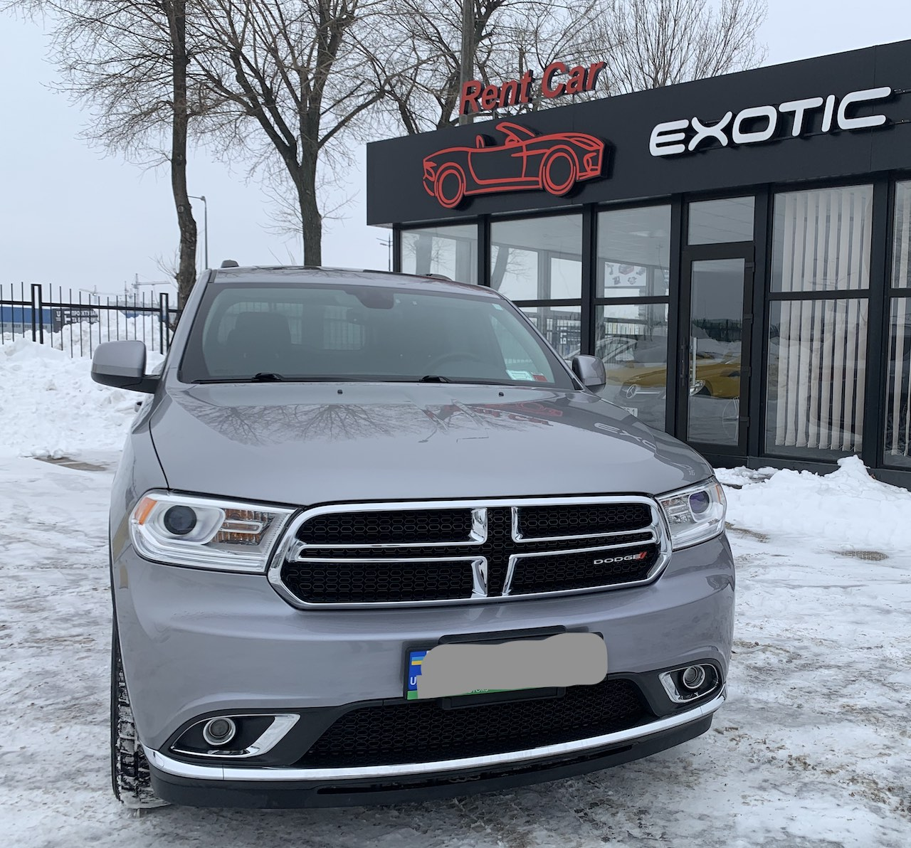Rent SUV Dodge Durango (2)