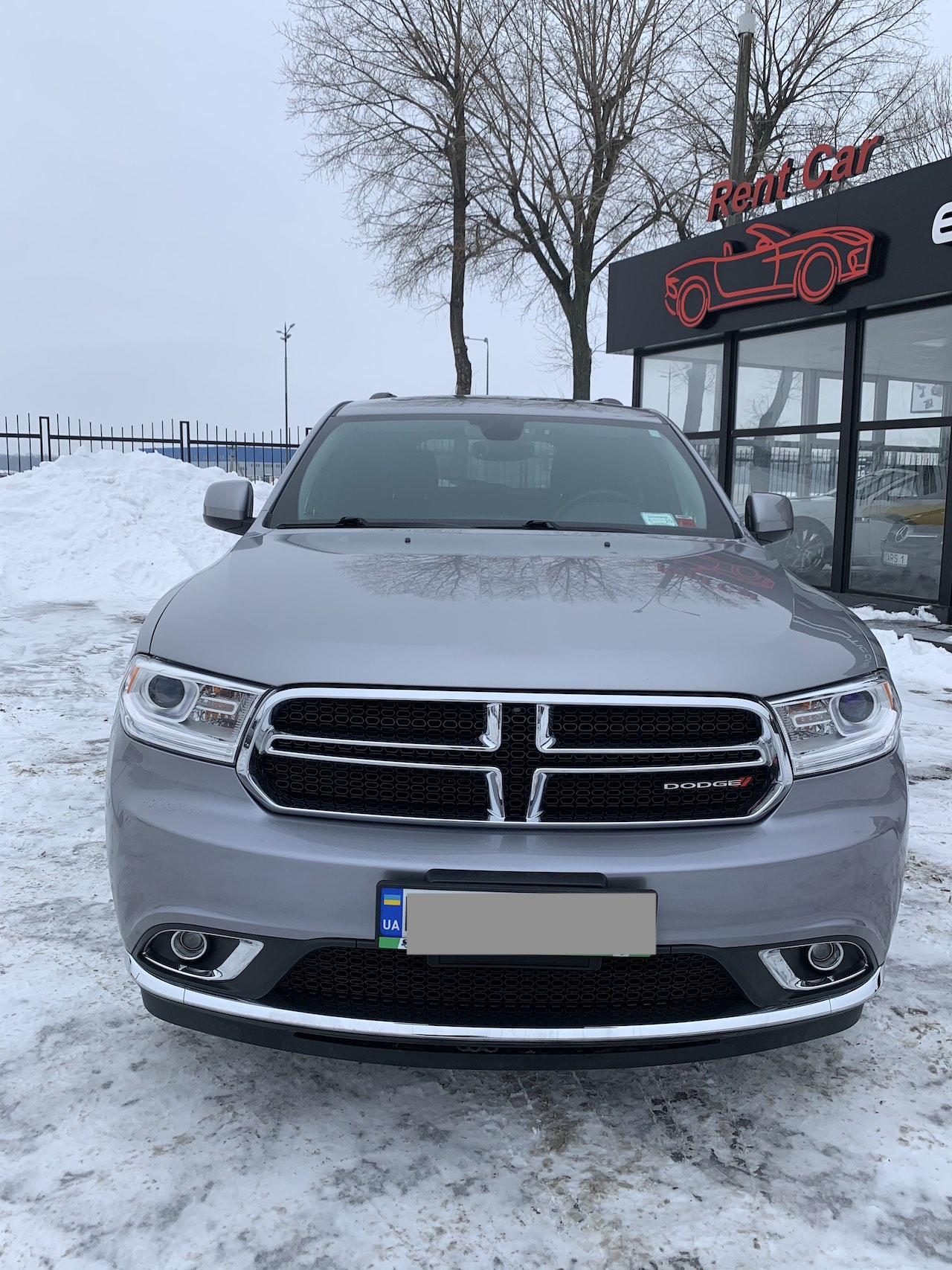 Rent SUV Dodge Durango (3)