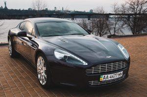 прокат Aston Martin в Киеве