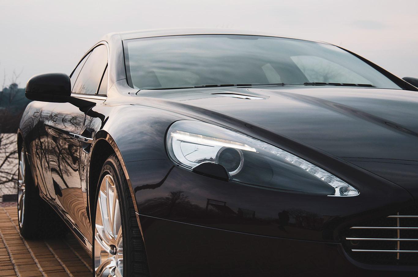 аренда Aston Martin в Киеве