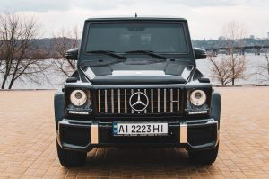 аренда кубика Mercedes в Киеве