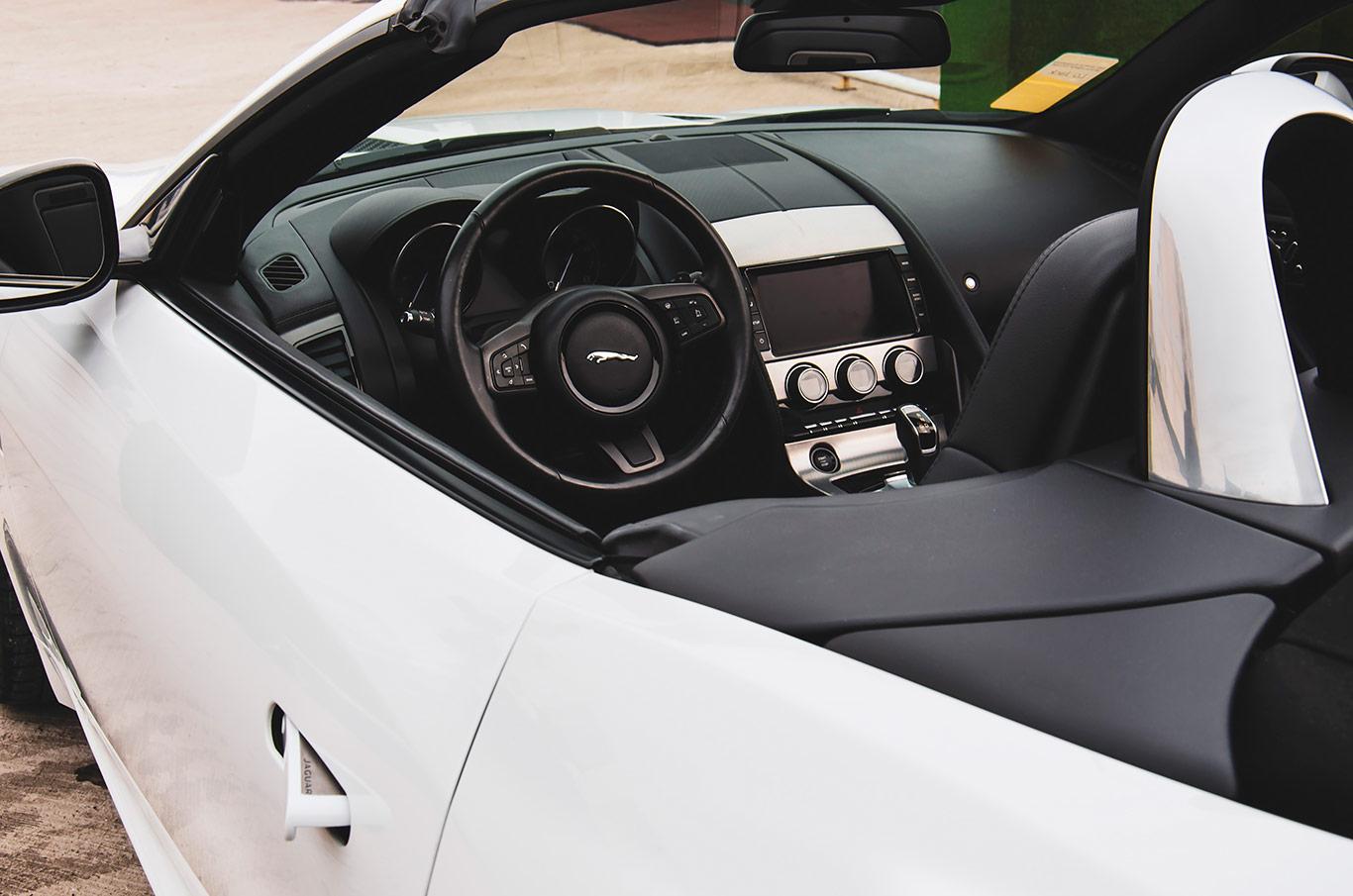 прокат Jaguar Киев