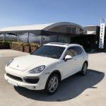 прокат Porsche Cayenne