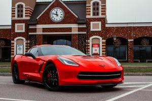 аренда прокат Chevrolet Corvette