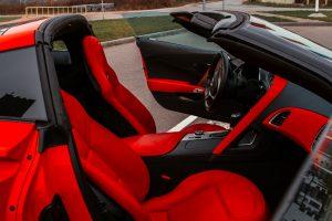 прокат кабриолета Chevrolet Corvette
