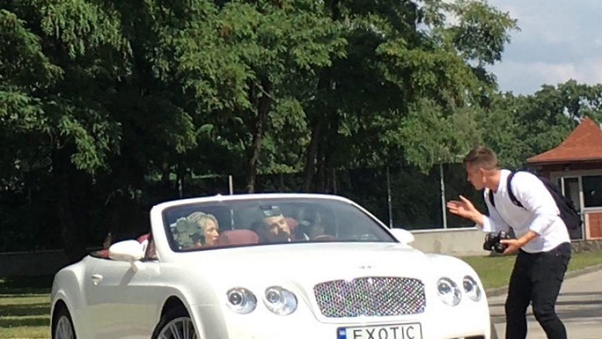 Эксклюзивные авто на свадьбу в Киеве (1)