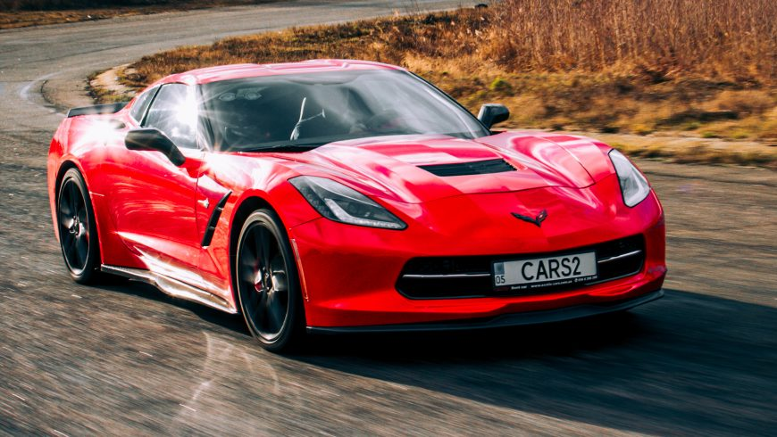 Rent a Corvette before buying